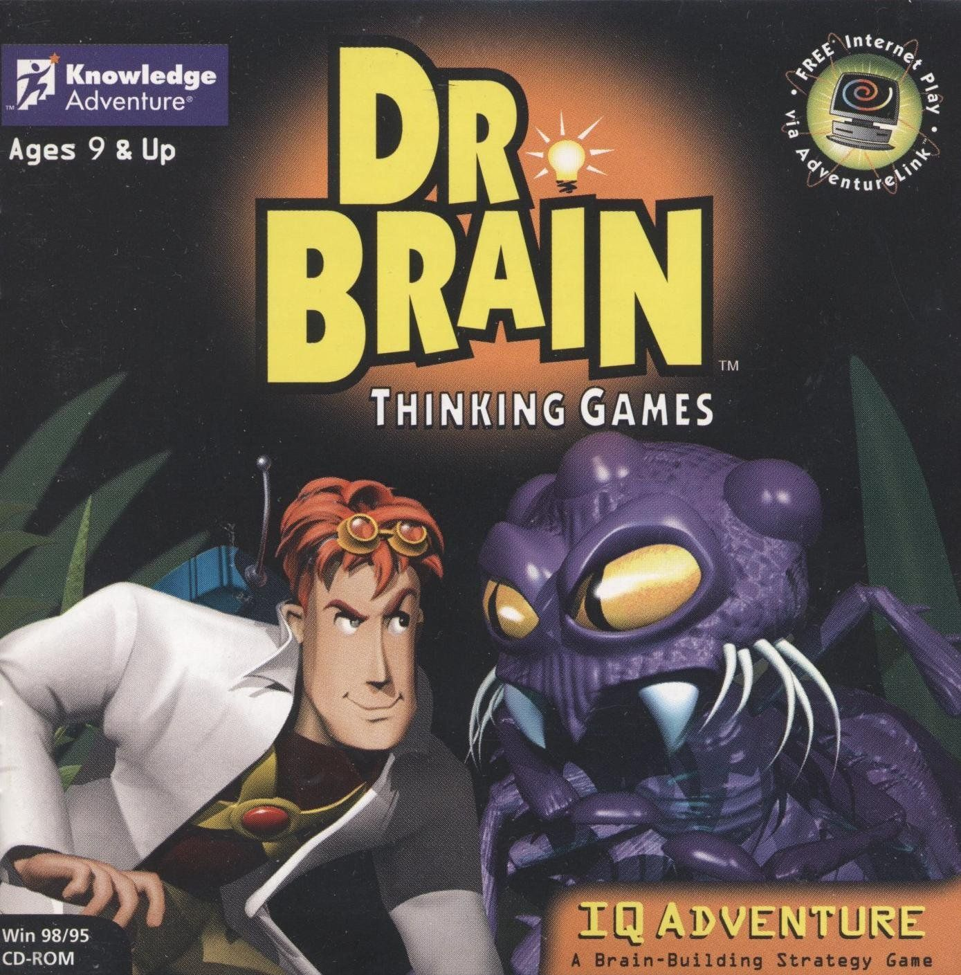 Dr Brain Thinking Games